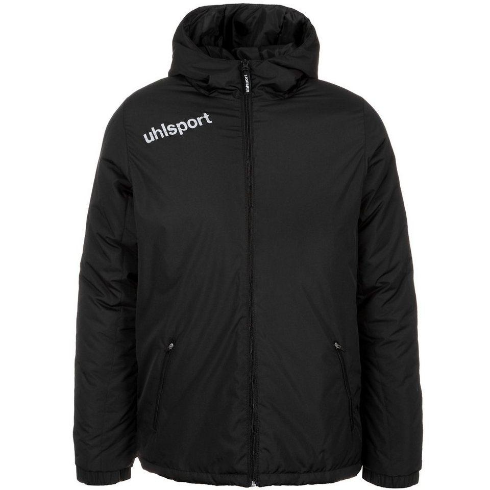 UHLSPORT Essential Team Jacke Kinder in schwarz