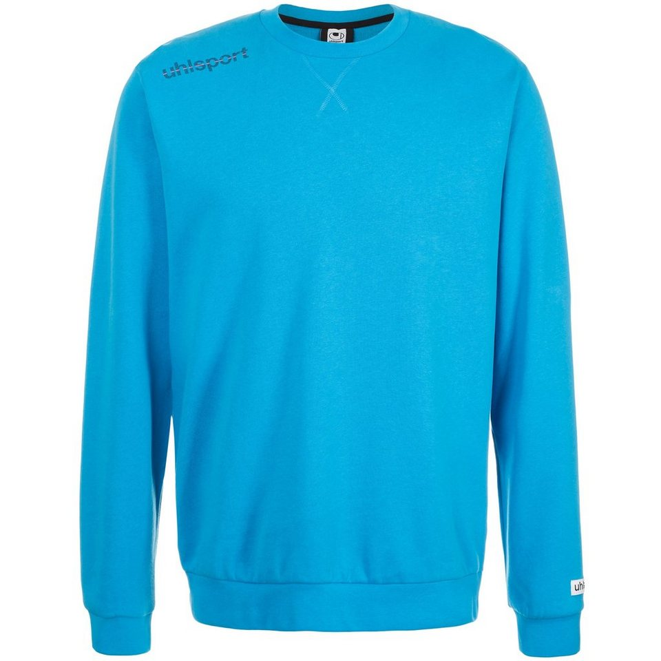 UHLSPORT Essential Sweatshirt Kinder in cyan