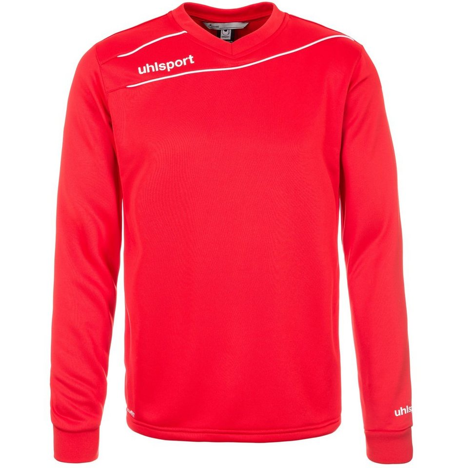 UHLSPORT Stream 3.0 Training Top Herren in rot/weiß