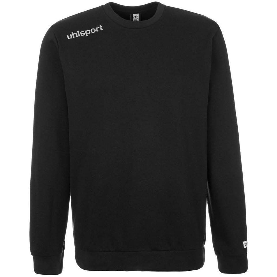 UHLSPORT Essential Sweatshirt Herren in schwarz