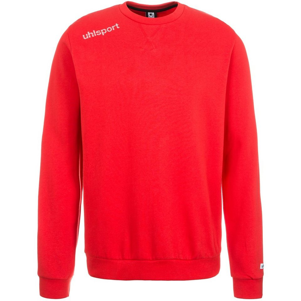 UHLSPORT Essential Sweatshirt Kinder in rot