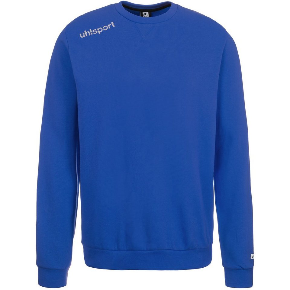UHLSPORT Essential Sweatshirt Herren in azurblau