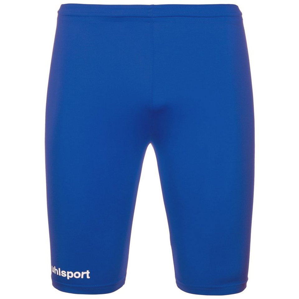 UHLSPORT Tight Short Kinder in azurblau