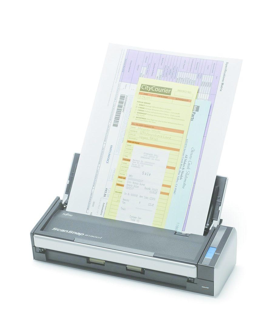 Fujitsu Dokumentenscanner »ScanSnap S1300i«