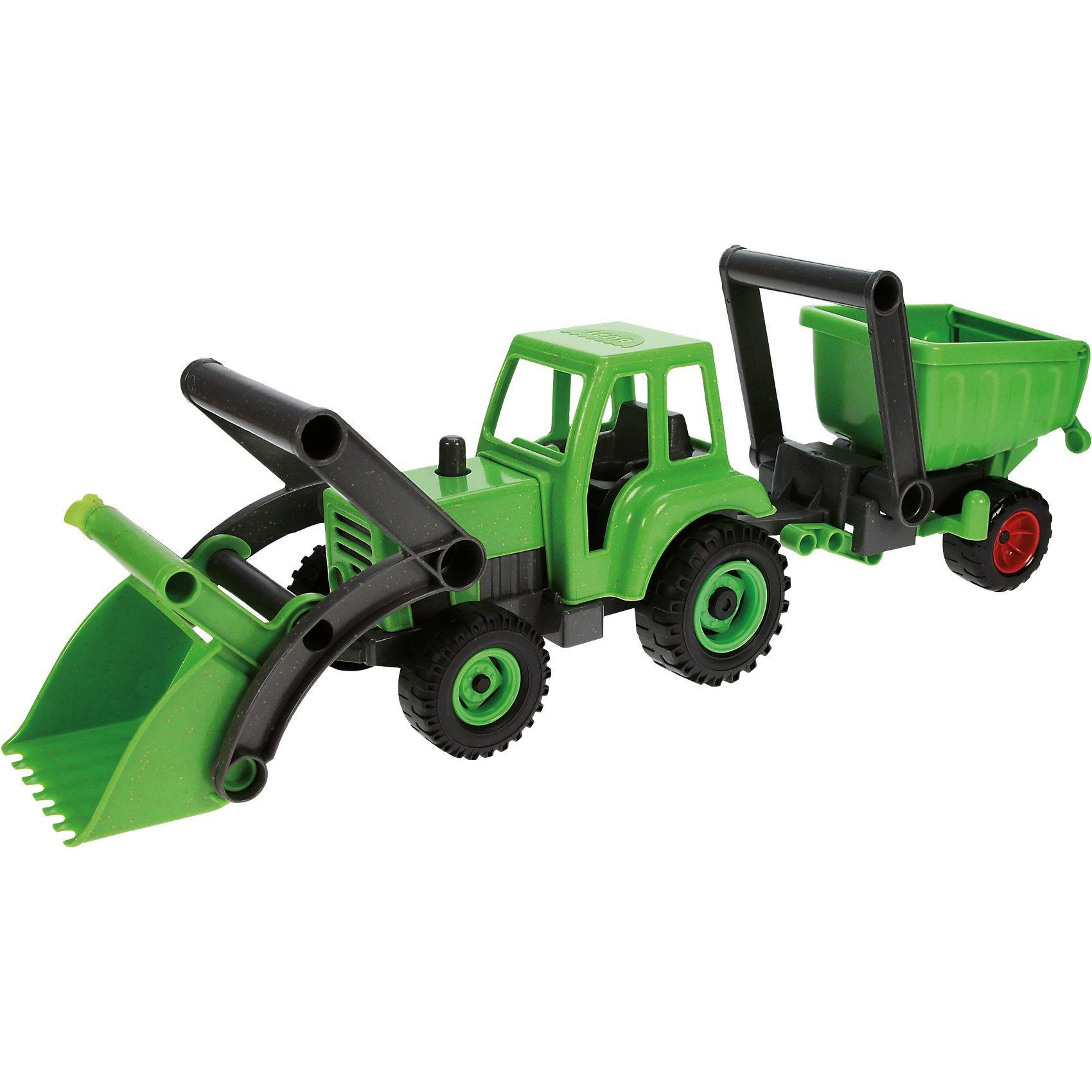 LENA Traktor und Hänger EcoActives