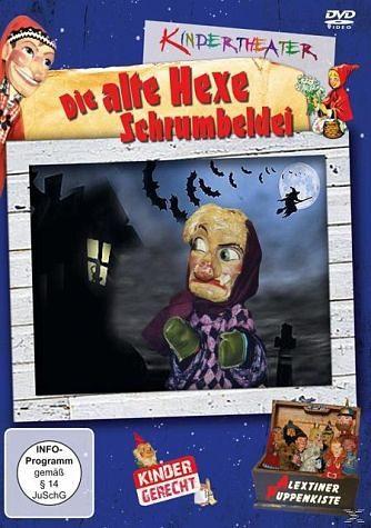 DVD »Die alte Hexe Schrumbeldei«