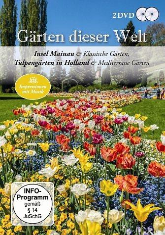 DVD »Gärten dieser Welt (2 Discs)«