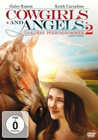DVD »Cowgirls and Angels 2 - Dakotas Pferdesommer«