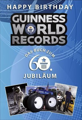 Broschiertes Buch »Happy Birthday GUINNESS WORLD RECORDS«