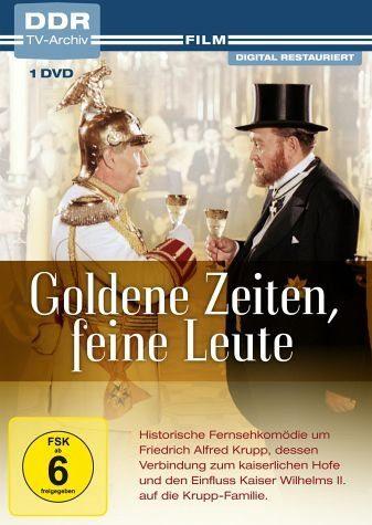 DVD »Goldene Zeiten - Feine Leute«