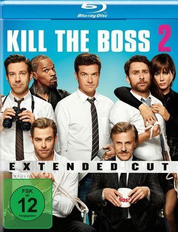 Blu-ray »Kill the Boss 2«