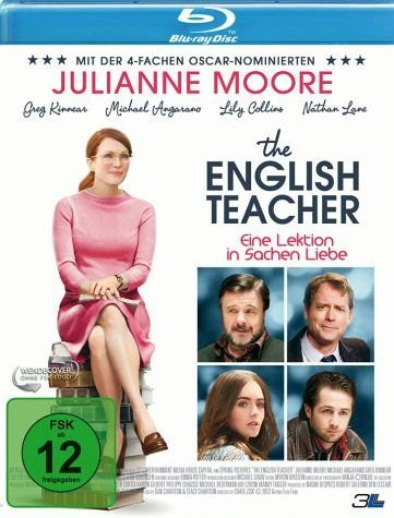 Blu-ray »The English Teacher«