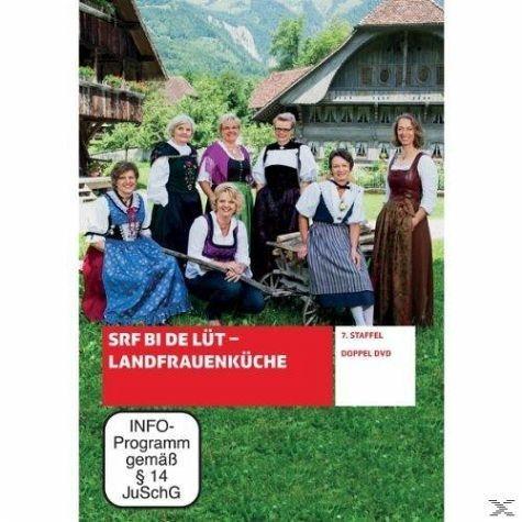 DVD »SRF bi de Lüt. Landfrauenküche - Staffel 7«
