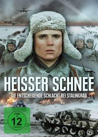 DVD »Heißer Schnee«