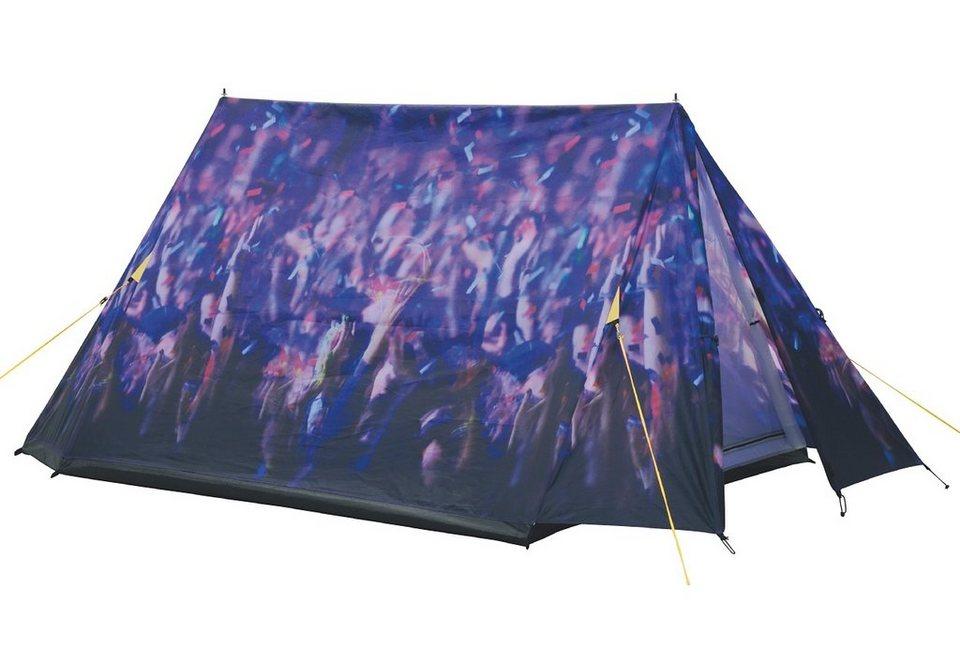 Easy Camp Zelt, 2 Personen, »Image People« in mehrfarbig