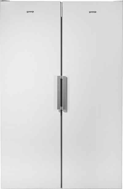 Side-by-Side-Kühlschrank bis A+++ » online kaufen | OTTO | {Amerikanische kühlschränke weiß 21}