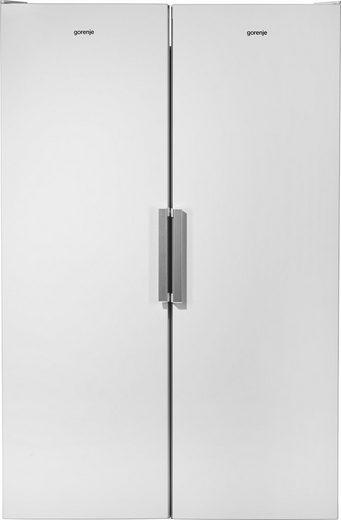 GORENJE Side-by-Side EURO SBS EUROSBS, 185 cm hoch, 120 cm breit