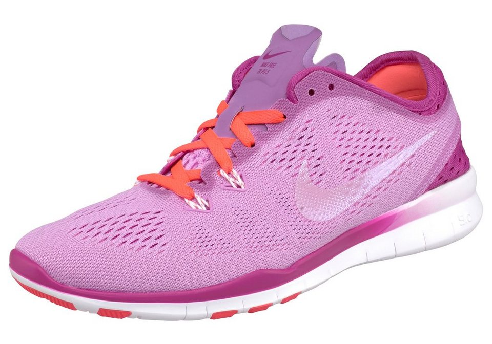 Nike Free 5.0 TR Fit 5 Fitnessschuh in Fuchsia