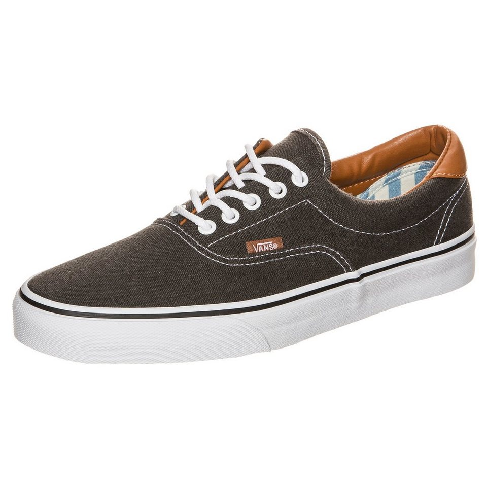 VANS Era 59 Sneaker in anthrazit / weiß