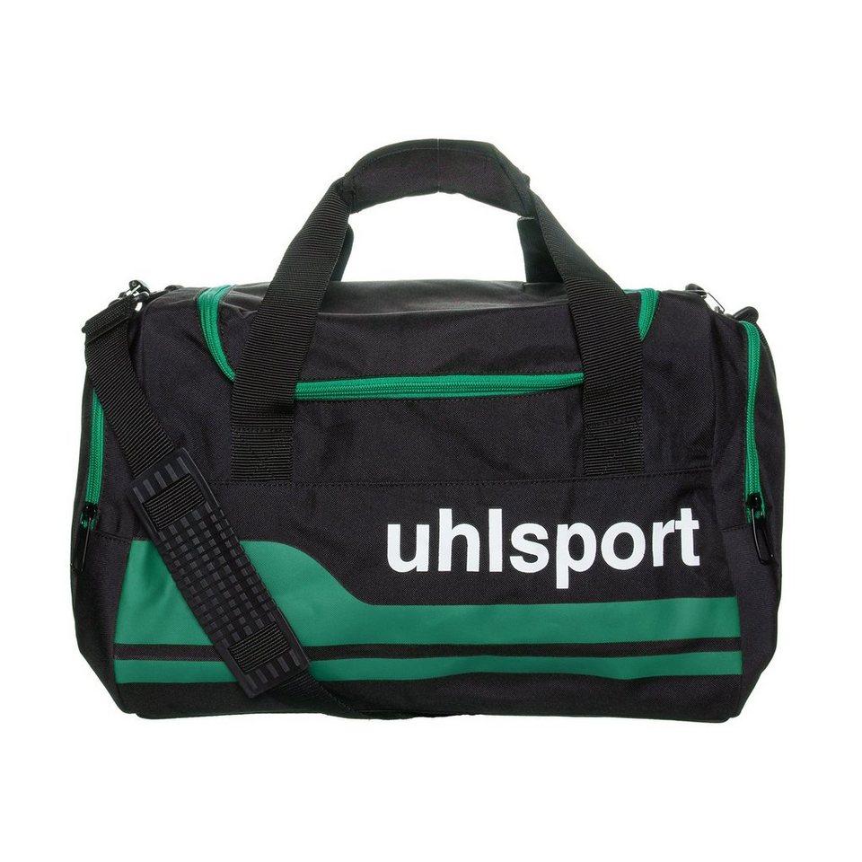 UHLSPORT Basic Line 2.0 30 L Sporttasche S in schwarz/lagune