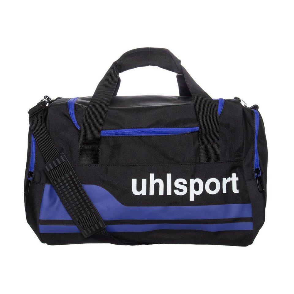 UHLSPORT Basic Line 2.0 30 L Spielertasche in schwarz/royal