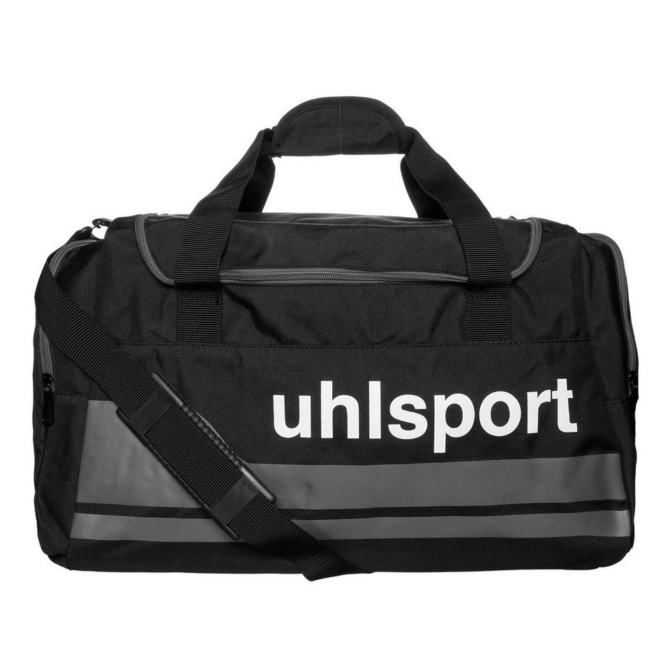 UHLSPORT Basic Line 2.0 50 L Sporttasche M in schwarz/anthrazit