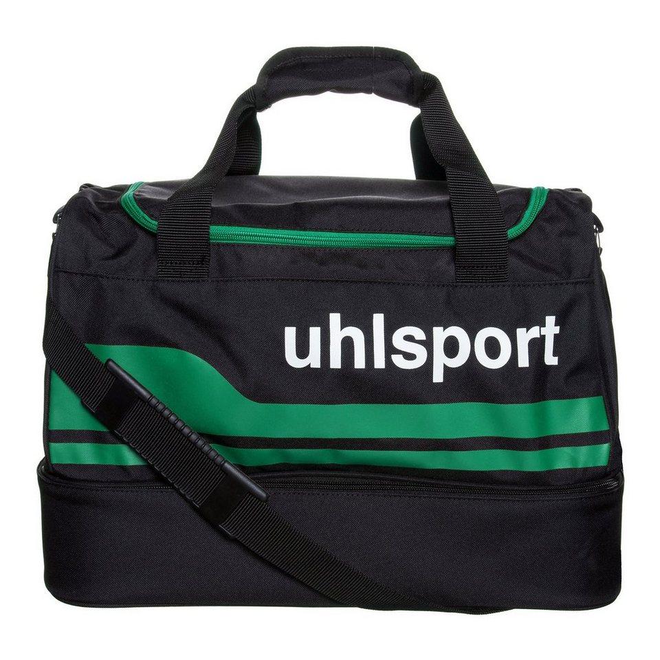 UHLSPORT Basic Line 2.0 50 L Spielertasche in schwarz/lagune