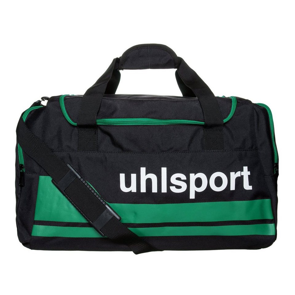 UHLSPORT Basic Line 2.0 50 L Sporttasche M in schwarz/lagune