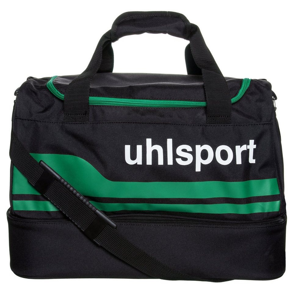 UHLSPORT Basic Line 2.0 30 L Spielertasche in schwarz/lagune