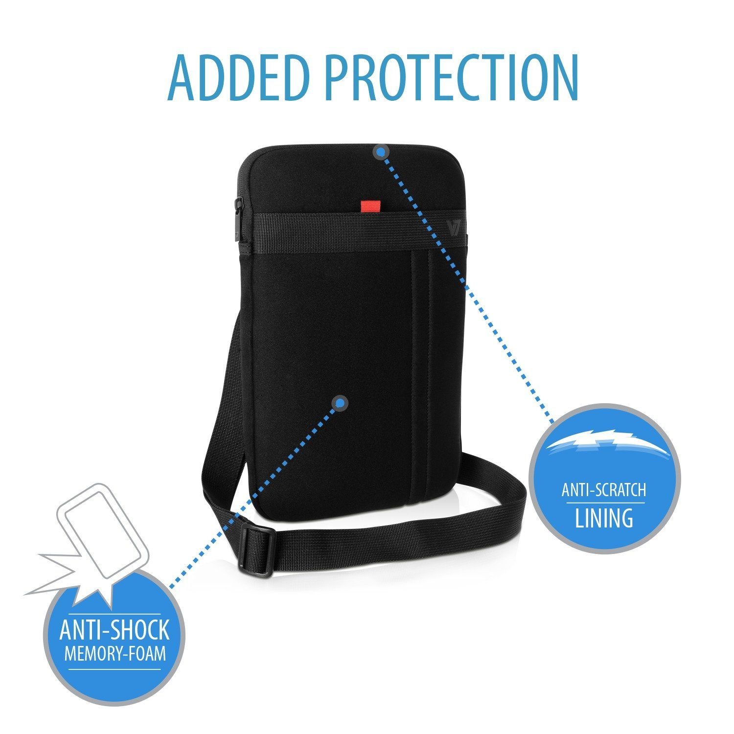 V7 Tasche »PROTECTIVE SLEEVE TBLT 11IN«