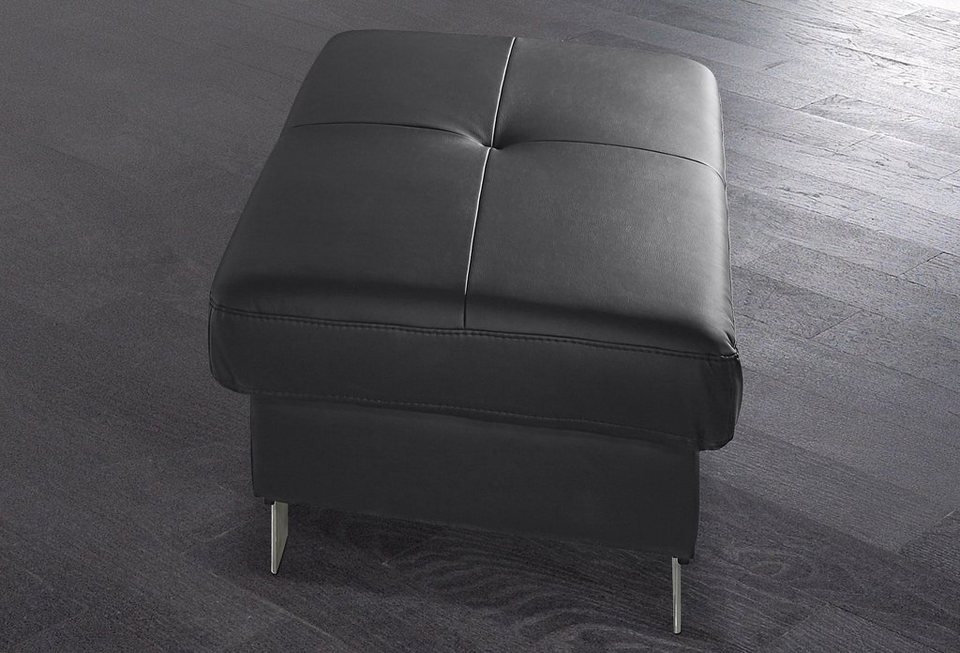 Hocker in schwarz