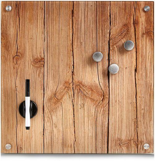 Home affaire Magnettafel »Wood«