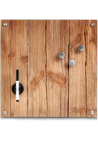 HOME AFFAIRE Zeller Magnetinė lenta »Wood«