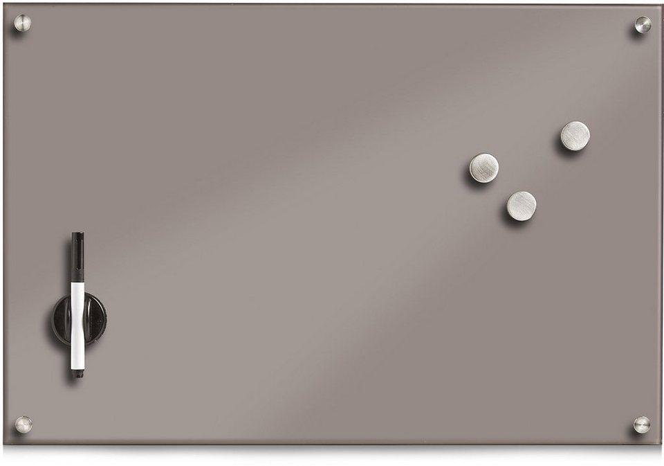 Magnettafel, Home affaire, 60/40 cm