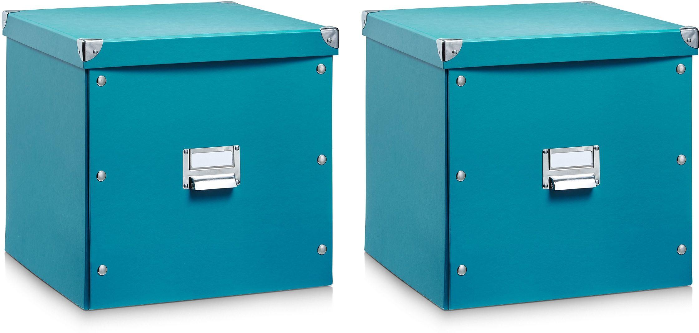Aufbewahrungsbox, Home affaire (2er-Set)