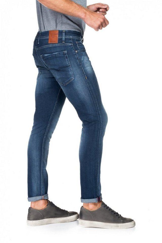 salsa jeans Jean »Clash« in Blue