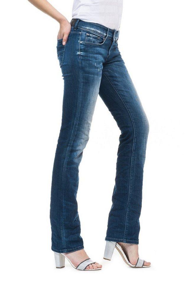 salsa jeans Jean »Curvy/ Bliss« in Blue