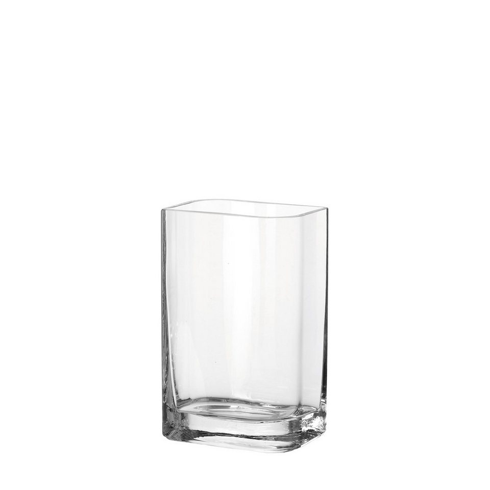 Leonardo Vase »Lucca« in Transparent