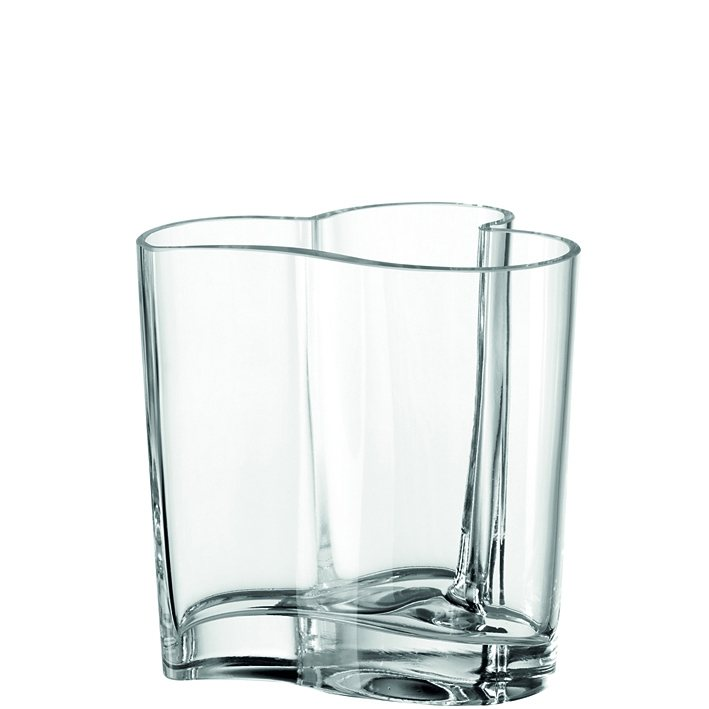Leonardo Vase »Nuvola« in Transparent