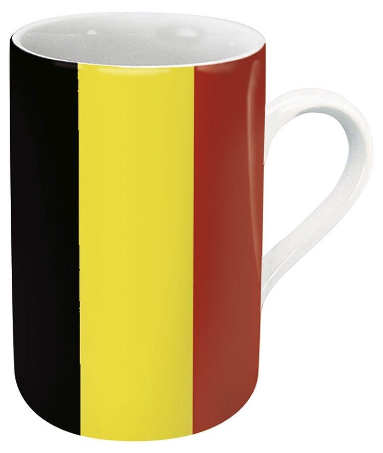 Könitz Becher »Belgien« in Bunt
