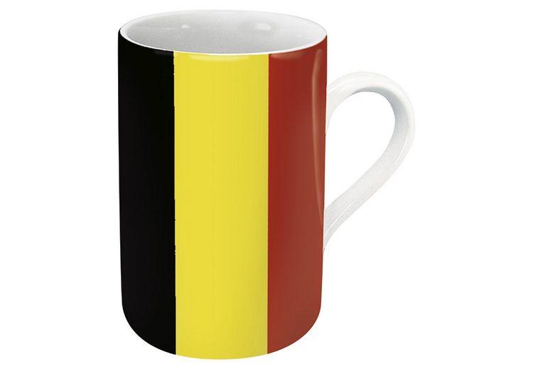 Könitz Becher »Belgien«