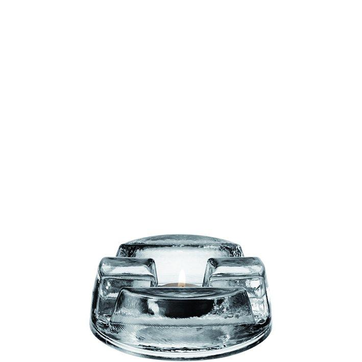 Leonardo Stövchen »Balance« in Transparent