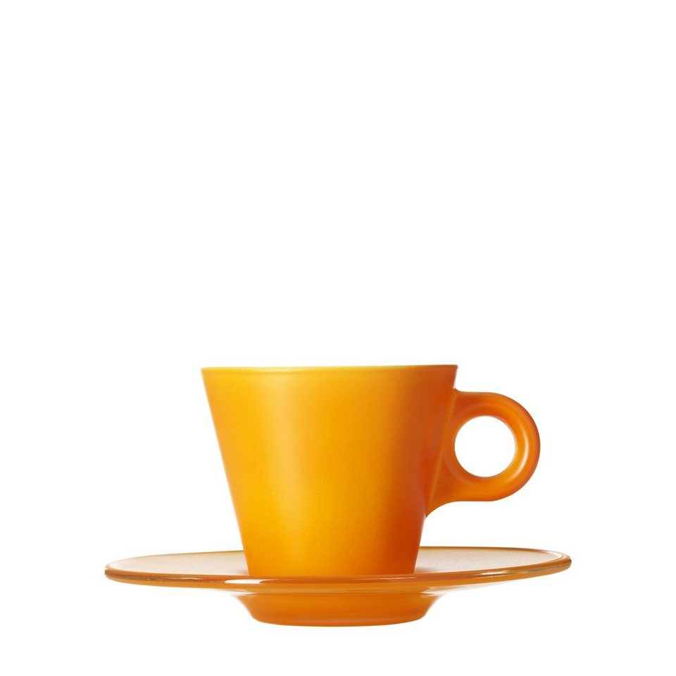 Leonardo Espressotasse »Ooh« in Orange