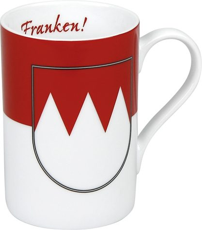 Könitz Becher »Franken«