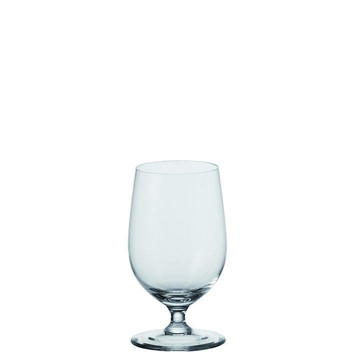 Leonardo Wasser Glas »Ciao+« in Transparent
