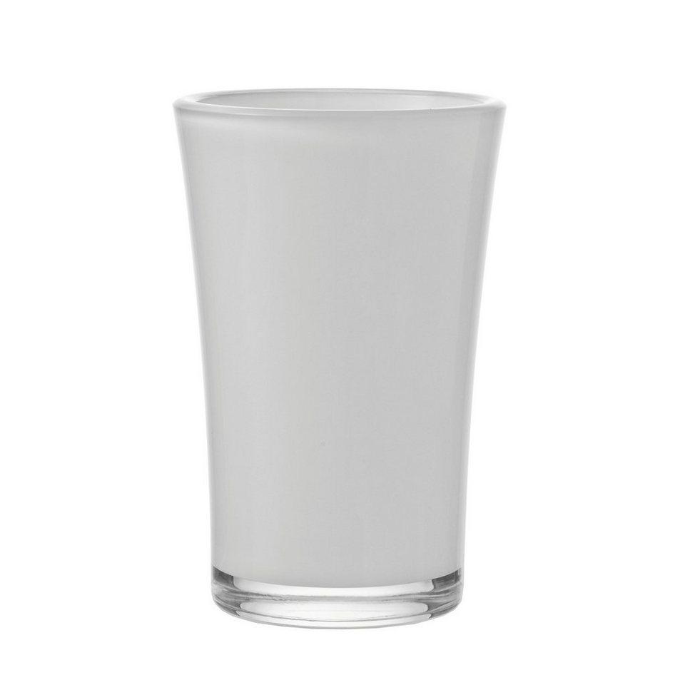 Leonardo Vase »Bloom« in Weiß