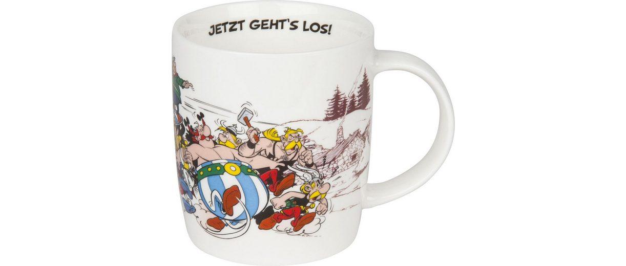 Könitz Becher »Asterix-Jetzt geht's los«