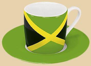 Könitz Espressotasse »Jamaika« in Grün