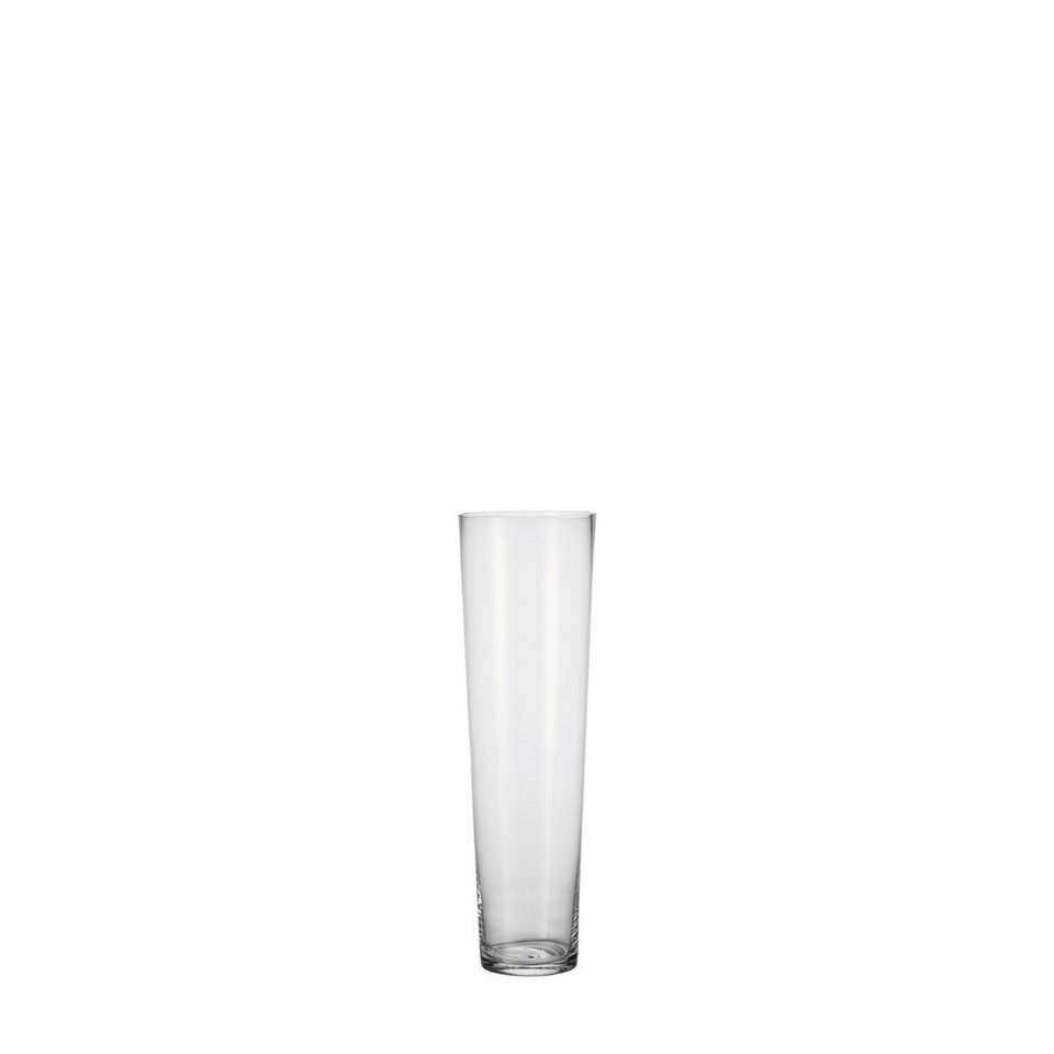 Leonardo Vase »Konisch« 1-teilig in Transparent