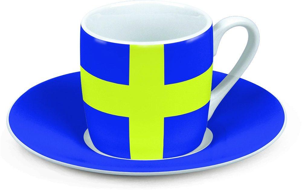 Könitz Espressotasse »Schweden«